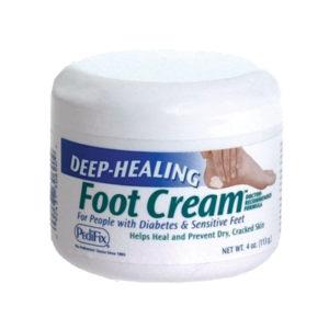 deep healing foot cream for diabetics