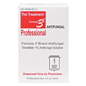 antifungal treatment