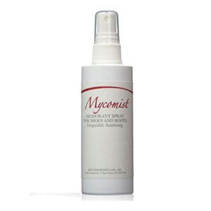 mycomist deodorant spray for shoes and boots
