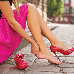 heel and arch pain treatment